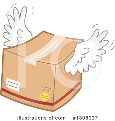Delivery Clipart #1308037 by BNP Design Studio