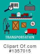 Shipping Clipart #1357015 by Vector Tradition SM