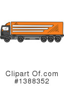 Shipping Clipart #1388352 by Vector Tradition SM