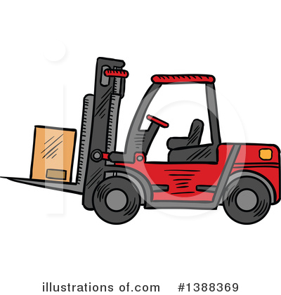 Shipping Clipart #1388369 by Vector Tradition SM