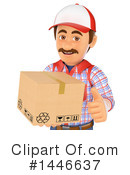 Shipping Clipart #1446637 by Texelart