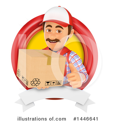 Worker Clipart #1446641 by Texelart