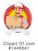 Shipping Clipart #1446641 by Texelart
