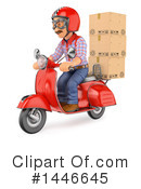 Shipping Clipart #1446645 by Texelart