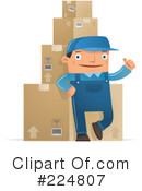 Shipping Clipart #224807 by Qiun