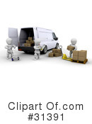 Shipping Clipart #31391 by KJ Pargeter