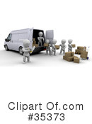 Shipping Clipart #35373 by KJ Pargeter