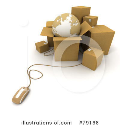 Shipping Clipart #79168 by Frank Boston