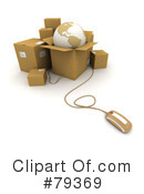 Shipping Clipart #79369 by Frank Boston