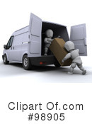 Shipping Clipart #98905