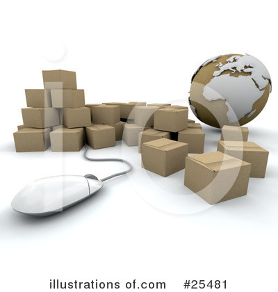 Shipping Industry Clipart #25481 by KJ Pargeter