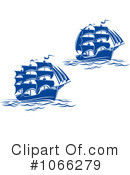 Ships Clipart #1066279 by Vector Tradition SM