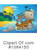 Shipwreck Clipart #1064150 by visekart
