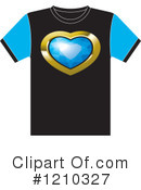 Shirt Clipart #1210327 by Lal Perera