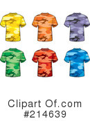 Shirts Clipart #214639