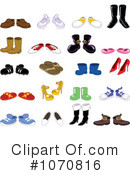 Shoes Clipart #1070816