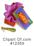 Shoes Clipart #12359 by Amy Vangsgard