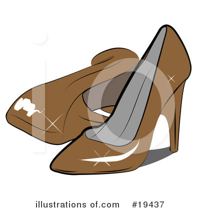High Heel Clipart #19437 by Vitmary Rodriguez