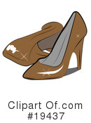 Shoes Clipart #19437 by Vitmary Rodriguez