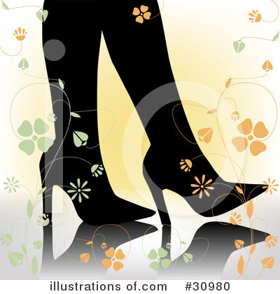 Woman Clipart #30980 by elaineitalia