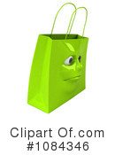 Shopping Bag Clipart #1084346 by Julos