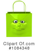 Shopping Bag Clipart #1084348 by Julos