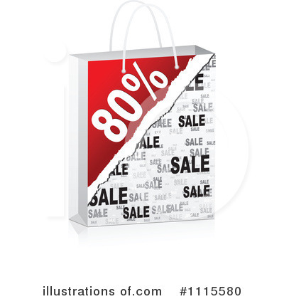 Discount Clipart #1115580 by Andrei Marincas