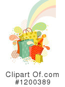 Shopping Bag Clipart #1200389 by BNP Design Studio