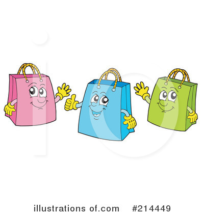 Shopping Clipart #214449 by visekart