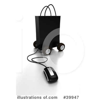 Computer Mouse Clipart #39947 by Frank Boston