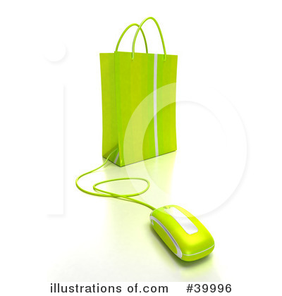 Computer Mouse Clipart #39996 by Frank Boston