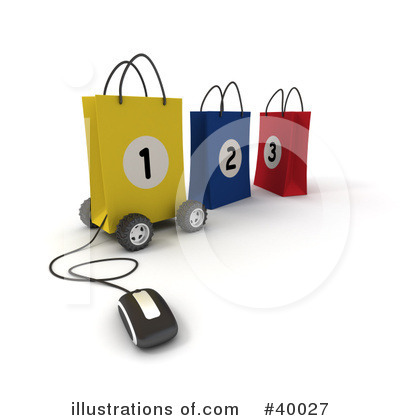 Computer Mouse Clipart #40027 by Frank Boston