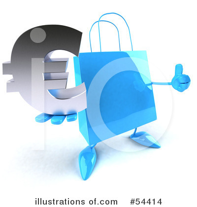 Shopping Bag Clipart #54414 by Julos
