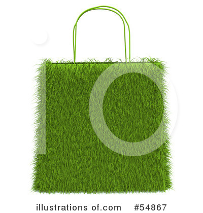 Shopping Bag Clipart #54867 by Julos
