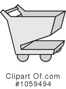 Shopping Cart Clipart #1059494 by Any Vector
