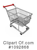 Shopping Cart Clipart #1092868 by BNP Design Studio