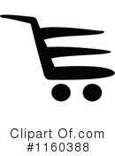 Shopping Cart Clipart #1160388 by Vector Tradition SM