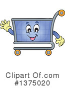 Shopping Cart Clipart #1375020 by visekart