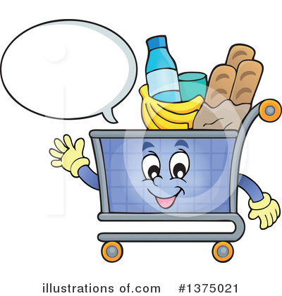 Shopping Clipart #1375021 by visekart