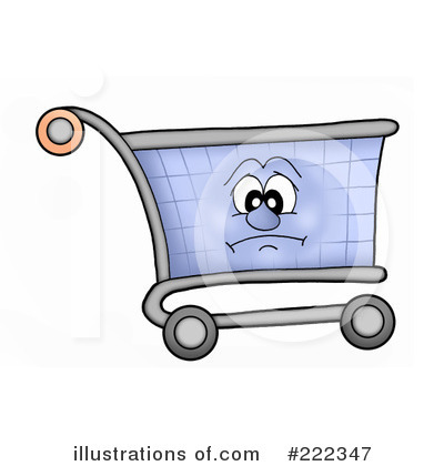 Shopping Clipart #222347 by visekart