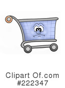 Shopping Cart Clipart #222347 by visekart