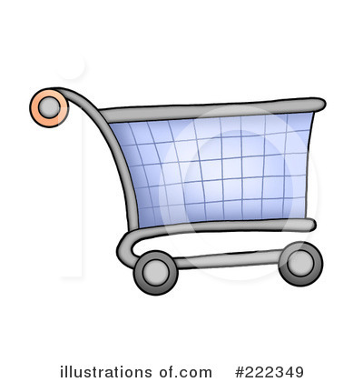 Shopping Clipart #222349 by visekart