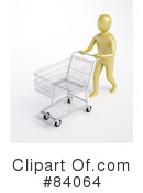 Shopping Cart Clipart #84064 by Mopic