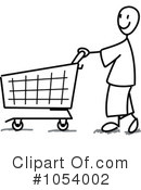 Shopping Clipart #1054002 by Frog974