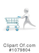 Royalty-Free (RF) Shopping Clipart Illustration #1079804