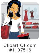 Shopping Clipart #1107516 by Amanda Kate