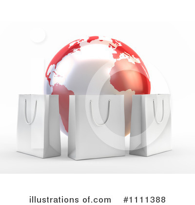 Royalty-Free (RF) Shopping Clipart Illustration by Mopic - Stock Sample #1111388
