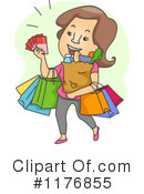 Shopping Clipart #1176855 by BNP Design Studio