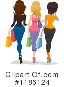 Shopping Clipart #1186124 by BNP Design Studio
