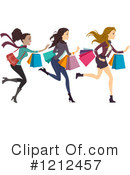 Shopping Clipart #1212457 by BNP Design Studio